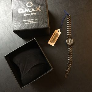 New in Box Omax Watch